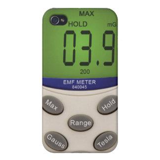 EMF Detector iPhone 4 Case