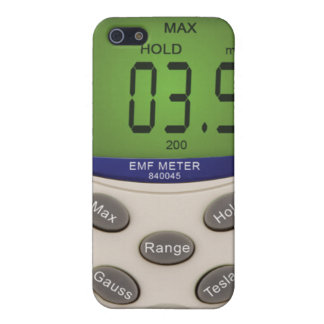 EMF Detector iPhone 4 Case