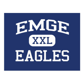 Emge Eagles Middle Belleville Illinois Postcard