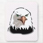Emi Eagle Mouse Pad