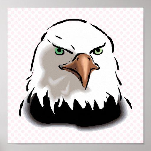 Emi Eagle Poster