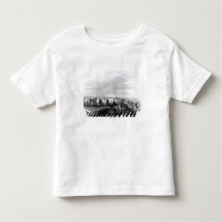 Emigrants attacked by the Comanches Toddler T-shirt