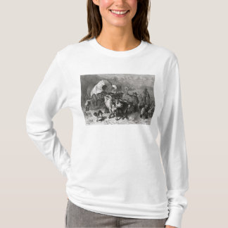 Emigration to the Western Country T-Shirt
