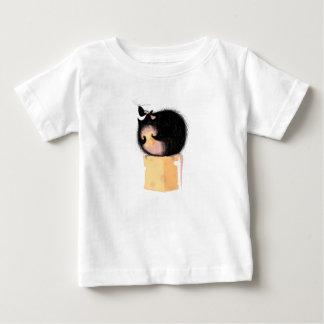 Emile Eating Cheese Disney Baby T-Shirt