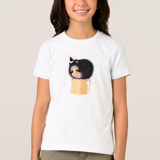 Emile Eating Cheese Disney T-Shirt