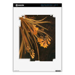 Emile Galle Art Nouveau Inlaid Marquetry Freesia D Skin For iPad 3