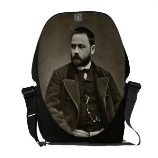 Emile Zola (1840-1902) de 'Galerie Contemporaine Bolsas Messenger