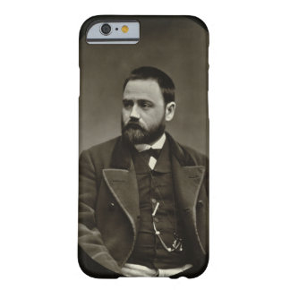 Emile Zola (1840-1902) from 'Galerie Contemporaine Barely There iPhone 6 Case