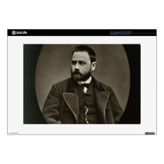 "Emile Zola (1840-1902) from 'Galerie Contemporaine Skins For 15"" Laptops"