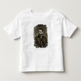 Emile Zola (1840-1902) from 'Galerie Contemporaine Toddler T-shirt