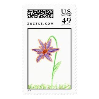 emilee's creation postage stamp