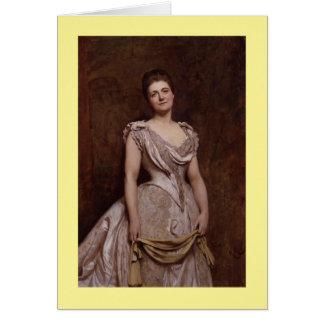 Emilia Francis (born strong) Card