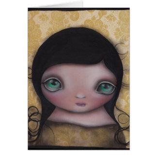 Emilia Girl Card