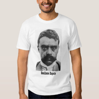 Emiliano Zapata camisetta (T-shirt) T-shirts