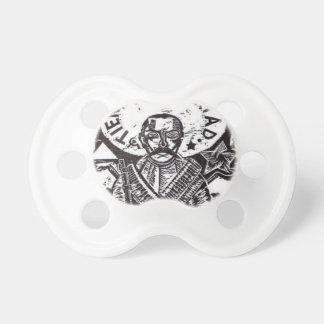 Emiliano Zapata gear Pacifier