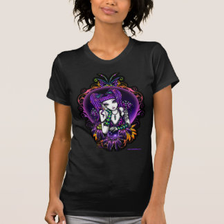 Emilicious Gothic Magical Rainbow Faery Babydoll T Tee Shirts