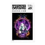 Emilicous Gothic Rainbow Fairy Postage