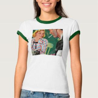 EMILIE AND VINTAGE DAVID T-Shirt