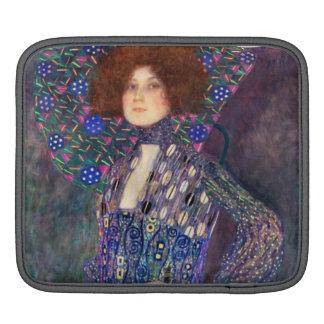 Emilie Floege, 1902 iPad Sleeve
