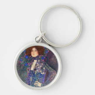 Emilie Floege, 1902 Keychain