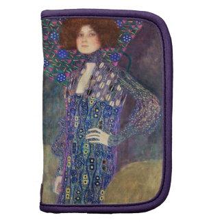 Emilie Floege, 1902 Folio Planners