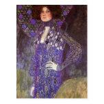 Emilie Floege cerca: Gustavo Klimt Tarjetas Postales