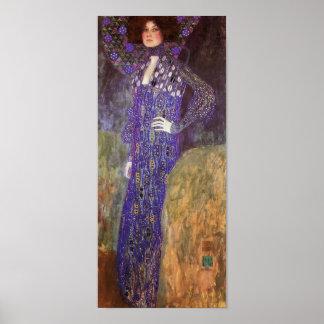 Emilie Floege cerca: Poster de Gustavo Klimt