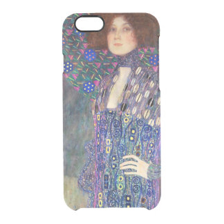 Emilie Floege Clear iPhone 6/6S Case