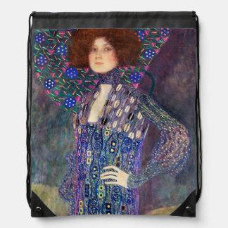 Emilie Floege Drawstring Bag