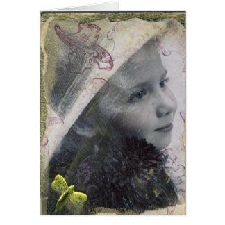 Emilie hermoso Notecard Tarjeta