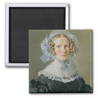 Emilie Kessel  1839 Magnet