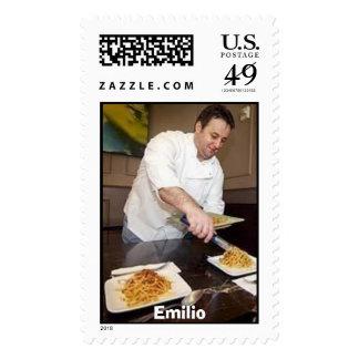 Emilio - cocinero envio