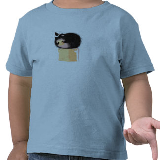 Emilio que come el queso Disney Camisetas