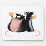 Emille y Remy Disney Tapetes De Raton
