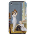 Emily and George Mason, c.1794-95 (oil on canvas) Case-Mate iPod Touch Case