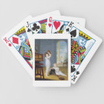 Emily and George Mason, c.1794-95 (oil on canvas) Bicycle Poker Deck