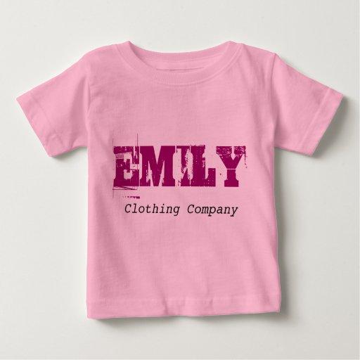 Emily Baby Shirt