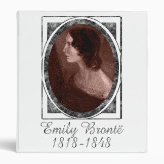 """Emily Brontë Carpeta 1"""""""