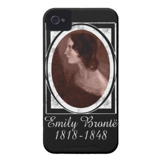 Emily Brontë iPhone 4 Covers