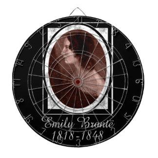 Emily Brontë Tablero Dardos