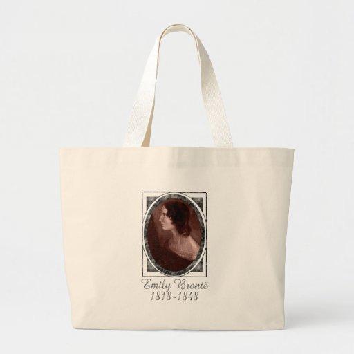 Emily Brontë Jumbo Tote Bag