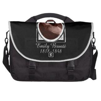 Emily Brontë Laptop Bag