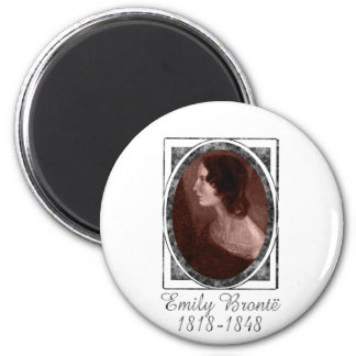 Emily Brontë Magnet