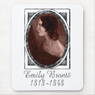 Emily Brontë Mouse Pad