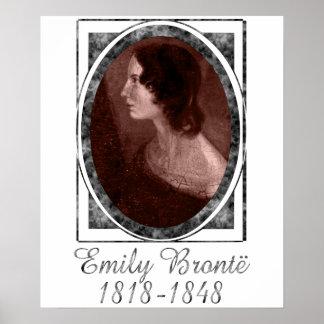 Emily Brontë Póster