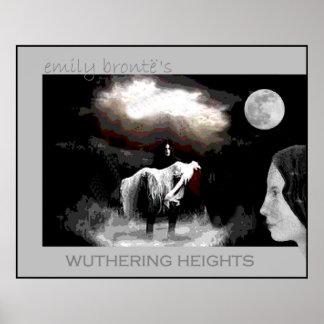 Emily Bronte se une a Heathcliff y a Cathy Impresiones