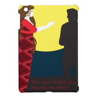 Emily Bronte / Wuthering Height gift design iPad Mini Cover