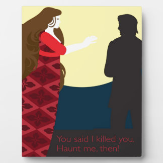 Emily Bronte / Wuthering Height gift design Plaques