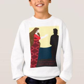 Emily Bronte / Wuthering Height gift design Sweatshirt