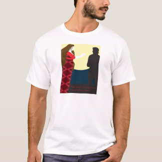 Emily Bronte / Wuthering Height gift design T-Shirt